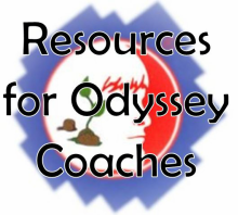 Resources for Odyssey of the Mind coaches
